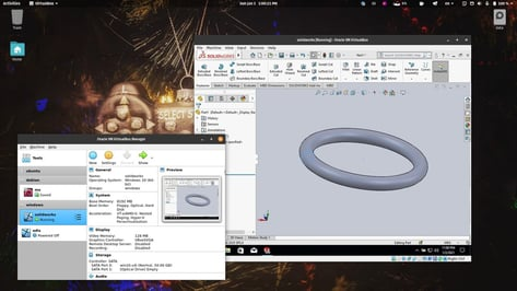 Featured image of SolidWorks on Linux/Ubuntu: How to Run It
