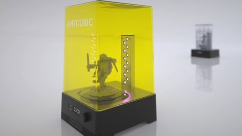 Featured image of Anycubic Wash & Cure: Review the Specs