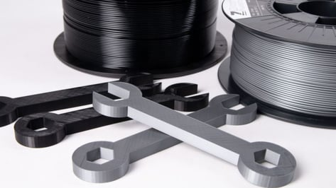 Featured image of ABS vs PLA: Filaments for 3D Printing Compared