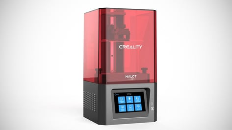 Featured image of Creality Halot-One: Specs, Price, Release & Reviews
