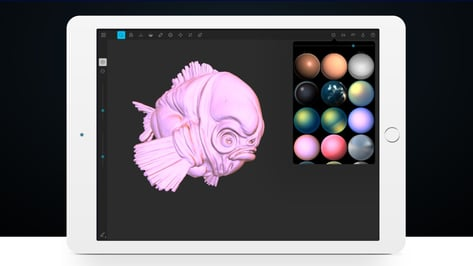 Featured image of Best Apps for 3D Sculpting (iPad & Android)