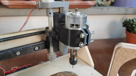 Featured image of Build an Arduino-Controlled CNC Router for Just $50
