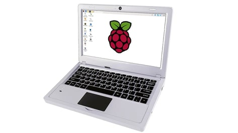 Featured image of 2021 Best Raspberry Pi Laptop Kits & Projects