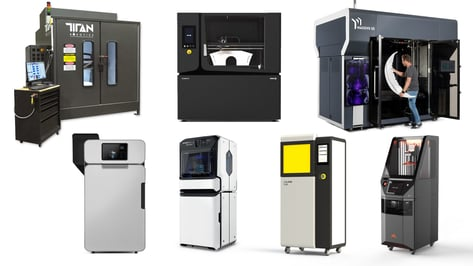 Featured image of New Professional 3D Printers in 2021