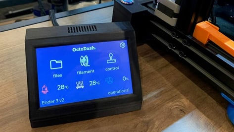 Featured image of OctoDash vs OctoScreen: The Differences