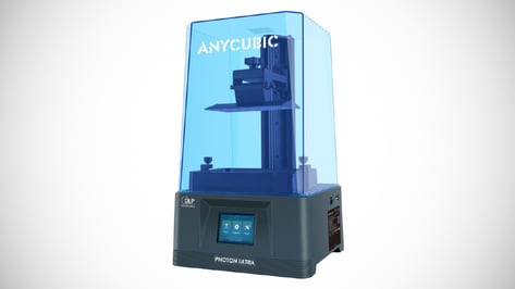 Featured image of Anycubic Goes Kickstarter for the Photon Ultra – A Budget DLP Printer