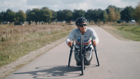 Featured image of Tractus3D Helps Physically Disabled Bicyclists Get A Real Riding Experience