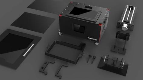 Featured image of Elegoo Jupiter Kickstarter Campaign Launches September 11