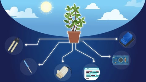 Featured image of Arduino Watering System: 10 Projects to Keep Your Plants Alive