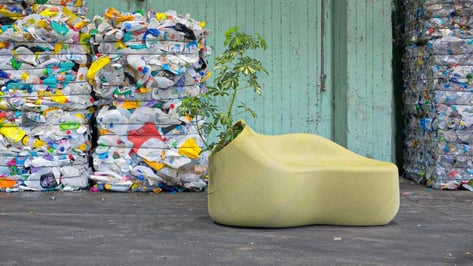 Featured image of 3D Printing From Plastic Waste: 10 Successful Projects
