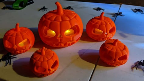 Featured image of Halloween 3D Prints: The Scariest Models to 3D Print