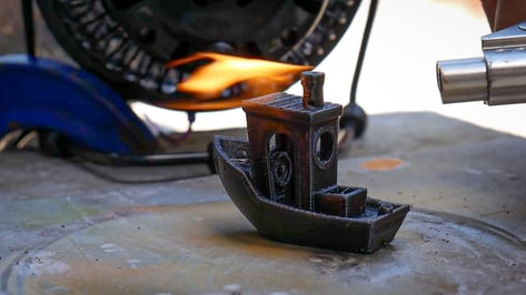 Featured image of 3D Printing with Flame-Retardant Materials