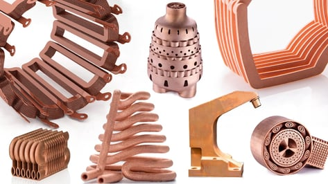 Featured image of Copper 3D Printing – The Ultimate Guide