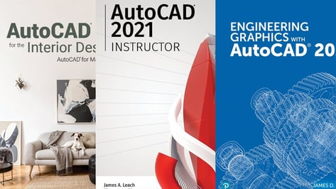 Featured image of Best AutoCAD Books of 2021