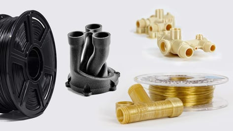 Featured image of High-Performance 3D Printing Materials – The Ultimate Guide