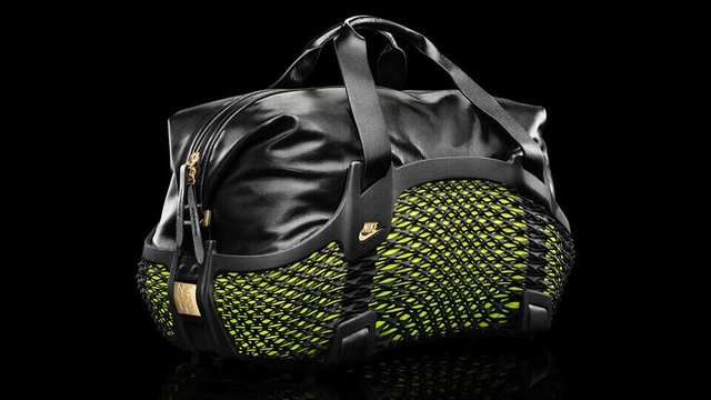 Featured image of World's first 3D-printed Football Bag