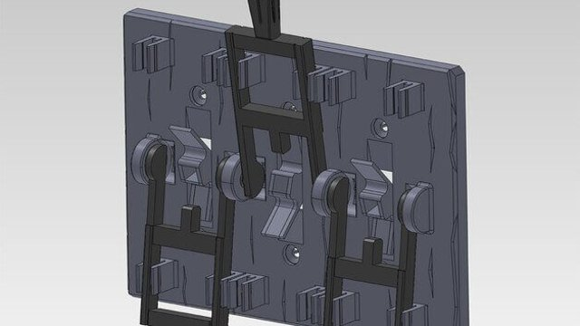 Featured image of 3D Printed Frankenstein Light Switch
