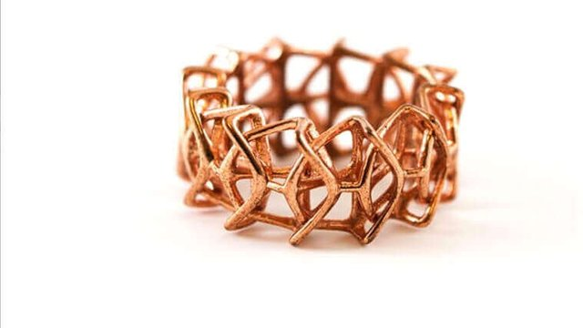 Featured image of Conductive & Thermal: iMaterialise Offers 3D Printable Copper