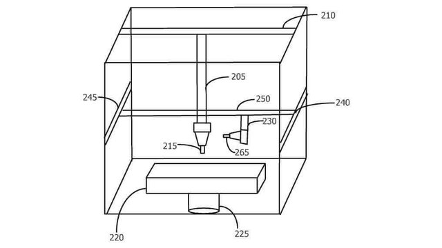 Featured image of Apple has Filed a Patent for a Full Color 3D Printer