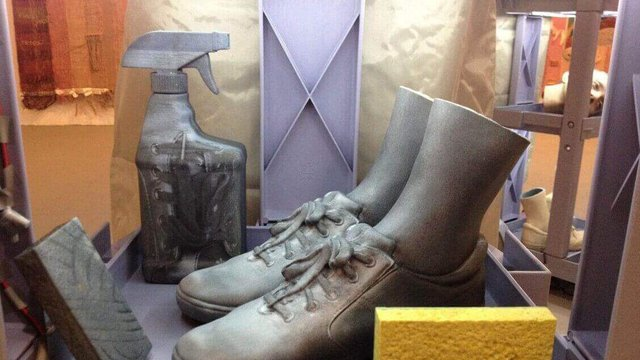 Featured image of 3D Printed Art Revamps Relationship Between Art & Tech