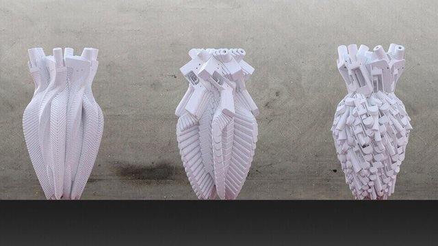 Featured image of Liberator Vase: Artist Turns 3D Printed Gun into Flower Pot