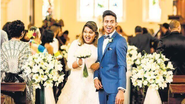 Featured image of Sri Lanka's First 3D Printed Wedding Dress