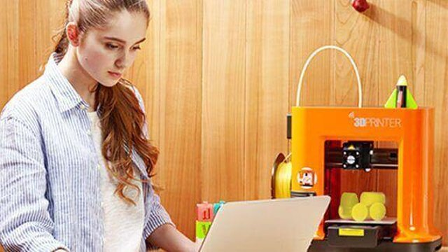 Featured image of XYZprinting Unveils Mini, Another Low-Cost Printer for Beginners