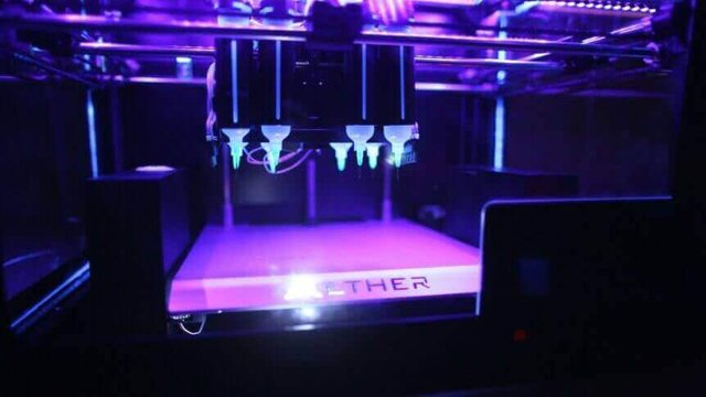 Featured image of Aether Ships its First Bioprinter To Cambridge University