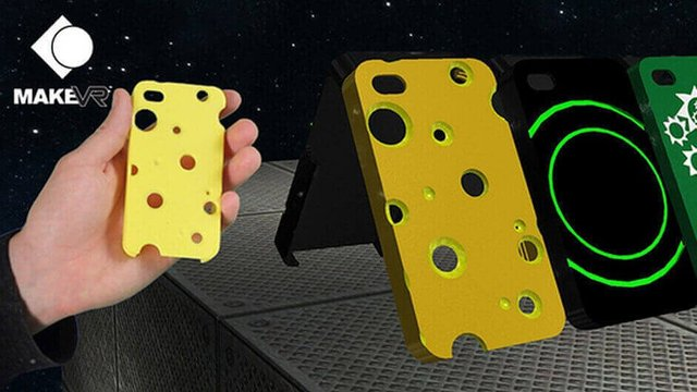 Featured image of New MakeVR Modeling App Allows for 3D Printing VR Designs