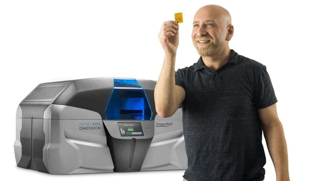 Featured image of Nano Dimension Delivers DragonFly 2020 To Israeli Medical Marijuana Company