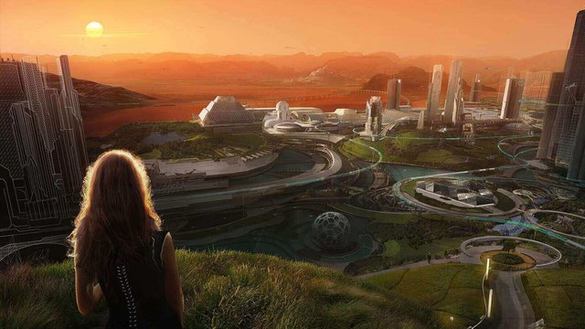 Featured image of HP Mars Home Planet will be a Virtual Reality Space Oddity