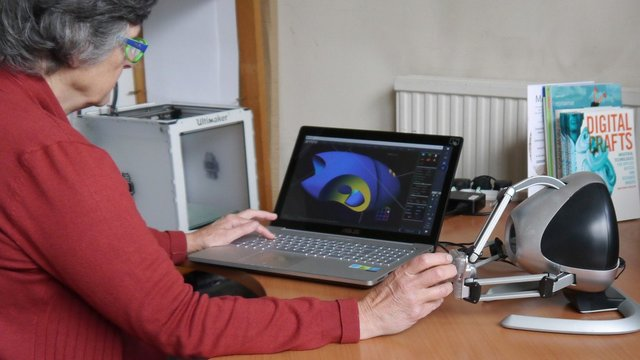 Featured image of Haptic 3D Modeling Software Anarkik3D Design Version 3.1 is Now Available