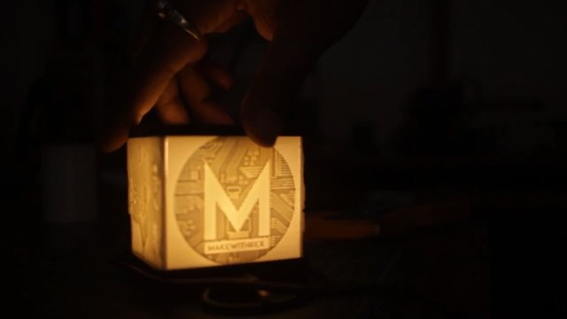 Featured image of [Project] Brighten Memories with the 3D Printed Lithophane Lamp