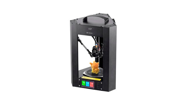 Featured image of Monoprice MP Mini Delta: Review the Specs