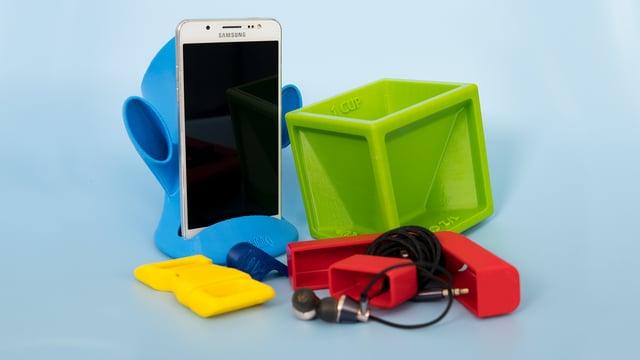 Imagen principal de 50 cosas útiles para imprimir en 3D – Otoño 2021