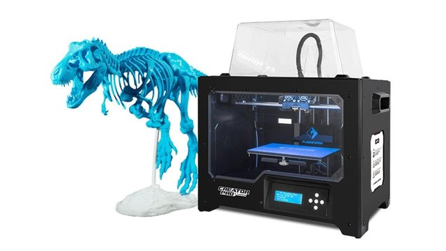 Featured image of Simplify3D and Flashforge Partner Up for Professional 3D Printing