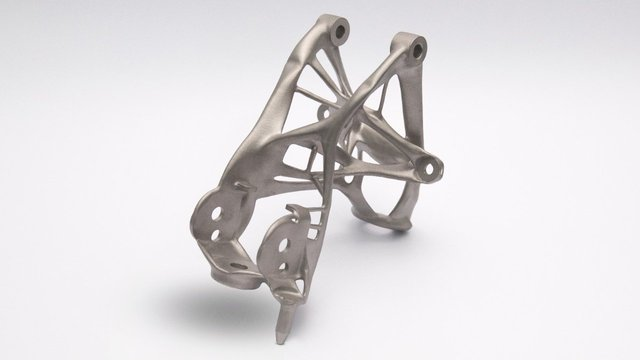 Featured image of GM and Autodesk Using Additive Manufacturing for Lighter Vehicles