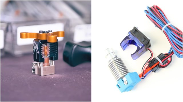 Featured image of Best 3D Printer Extruder Hot Ends