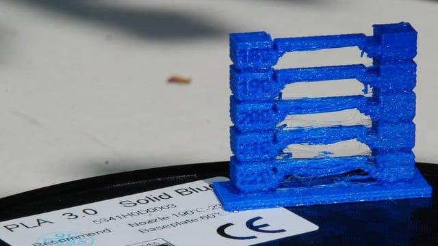 Image de l'en-tête de Impression 3D & PLA : la température d'impression idéale