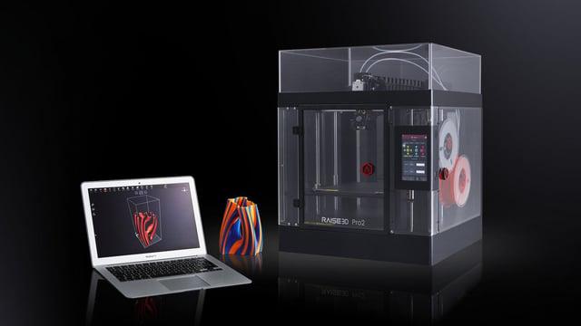 Featured image of Raise3D Pro2 3D Printer: Review the Specs