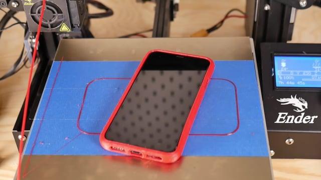 Image de l'en-tête de Ender3 (Pro/V2) & TPU: imprimez des filaments flexibles