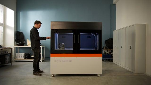 Imagen principal de Las mejores impresoras 3D de gran formato