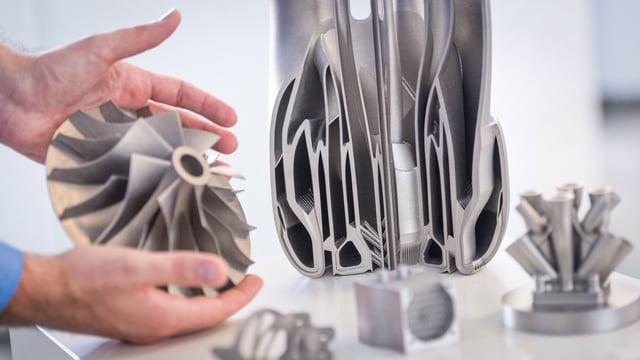 Imagen principal de Impresoras 3D metal: guía de compra de 2021