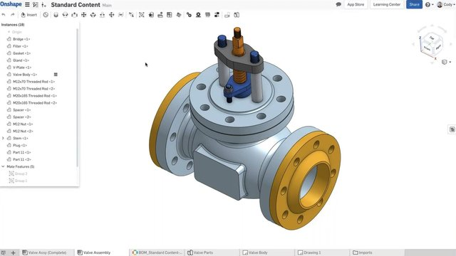 Featured image of Onshape (CAD Software): Getting Started