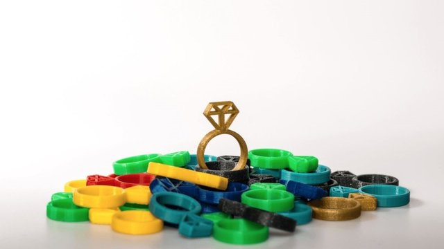 Featured image of 3D Printed Ring: 10 Stylish Models to 3D Print