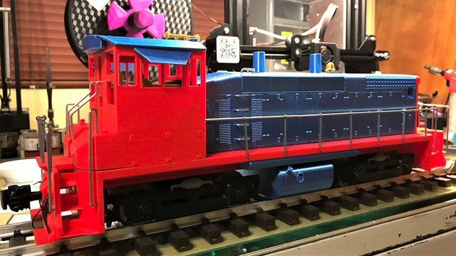 Featured image of 3D Printed Trains & Railways: 15+ Models to Get on Track