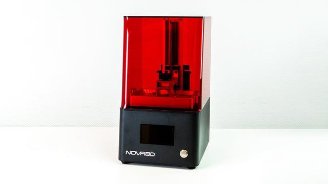 Featured image of Nova3D Bene4 Mono Review: Super Nova
