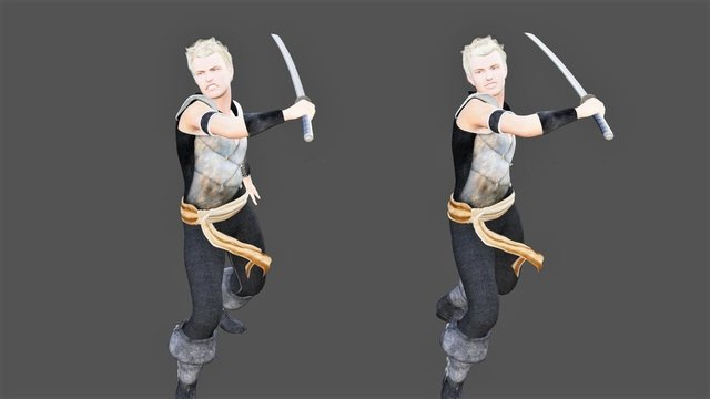 Featured image of Daz to Blender: Import Characters from Daz in Blender