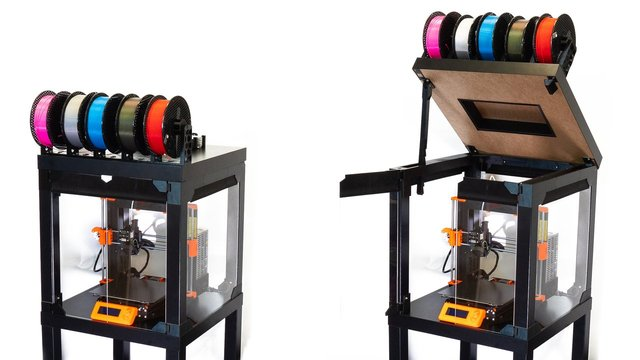 Featured image of Ikea Lack 3D Printer Enclosure: How to Make Your Own