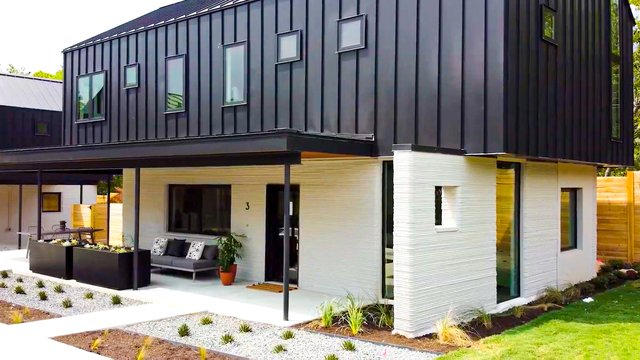 Featured image of 8 Biggest Companies Building 3D Printed Houses